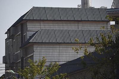 重庆某别墅小区合成树脂瓦合作项目