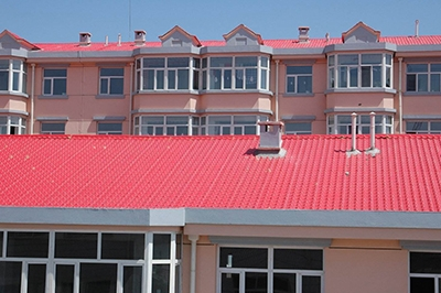 新农村建设居民合成树脂瓦合作